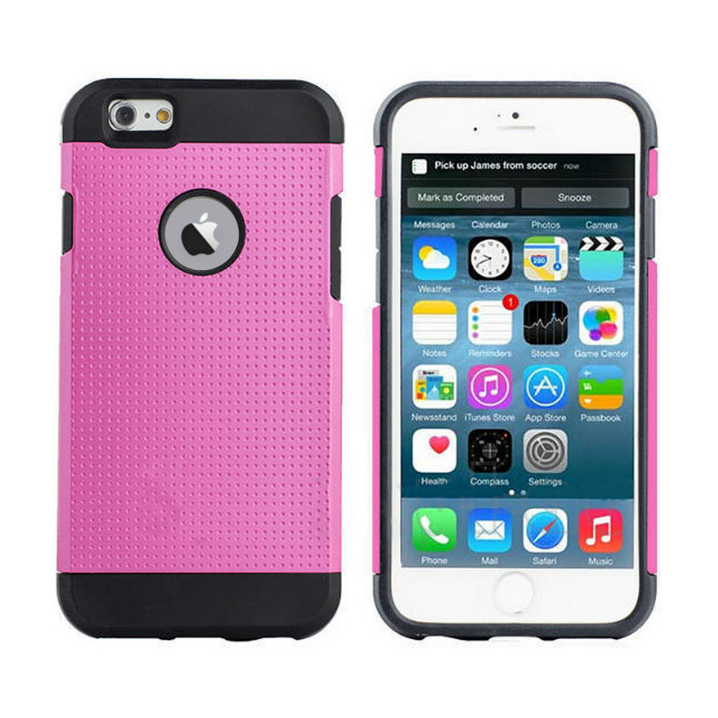 check out 59025 ce8f9 Pink Armour Case For iPhone 6 6s 6 Plus 6s Plus | iPhone 6 Plus case ...